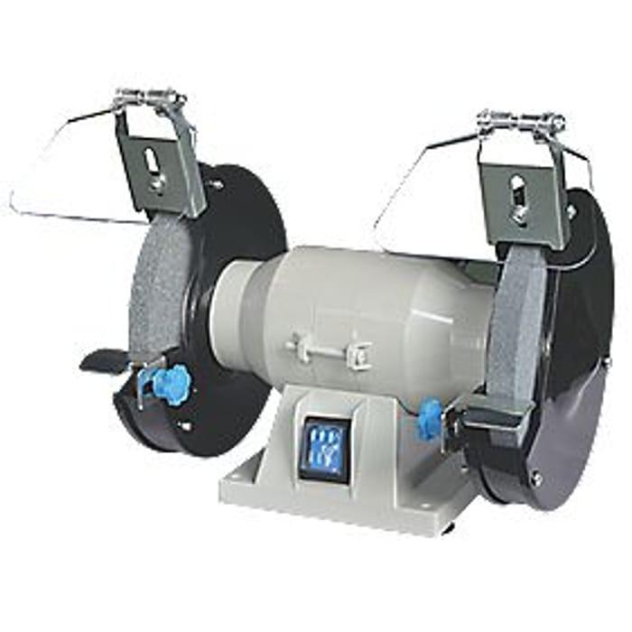 Macallister Mbgp150b 150mm Electric Bench Grinder 230-240v