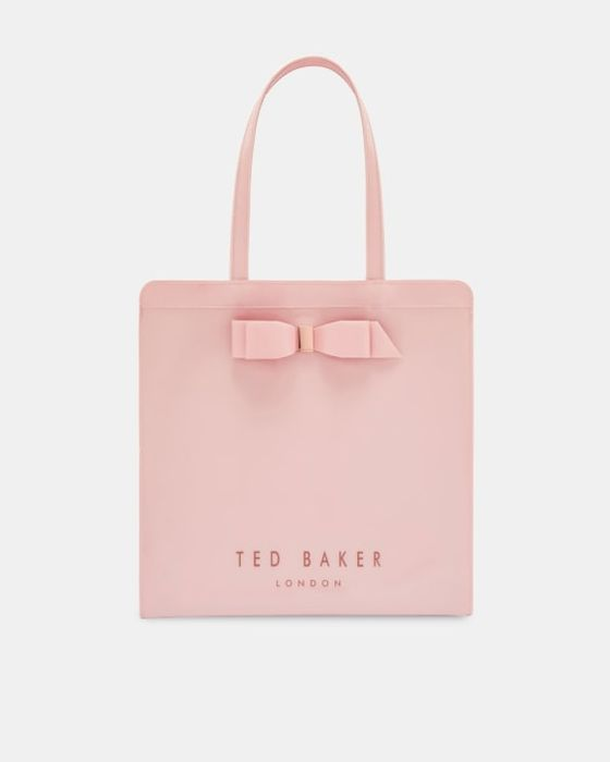 Cheap Ted Baker Bow Detail Large Icon Bag - Only £20!