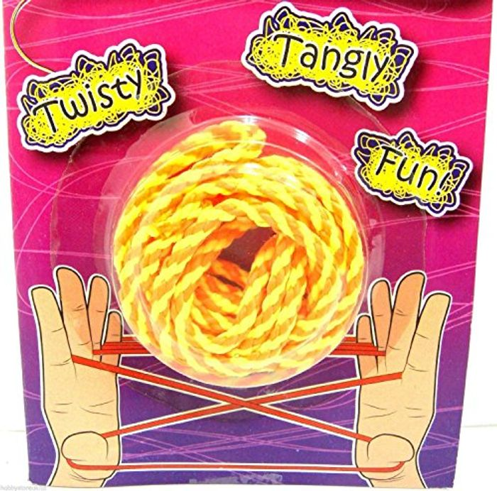 Cats Cradle String Games