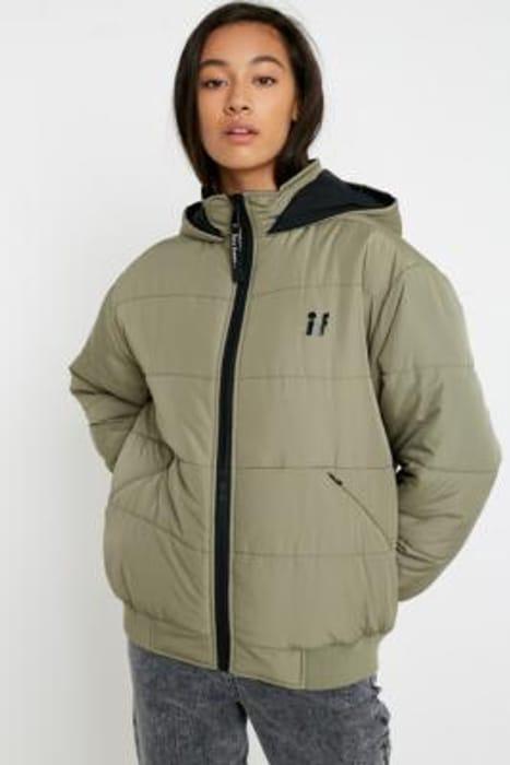 Iets frans... Maisie Lightweight Padded Puffer Jacket