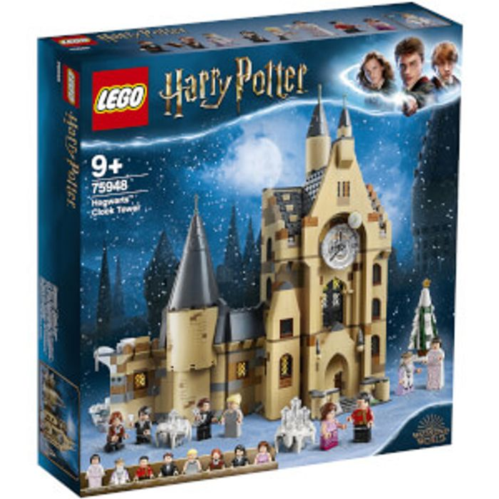 LEGO 75948 Harry Potter Hogwarts Castle Clock Tower