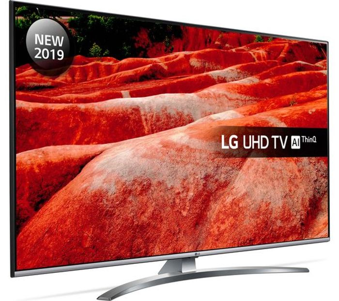 """CHEAP! *SAVE £150* LG 65"""" Smart 4K Ultra HD HDR LED TV with Google Assistant"""