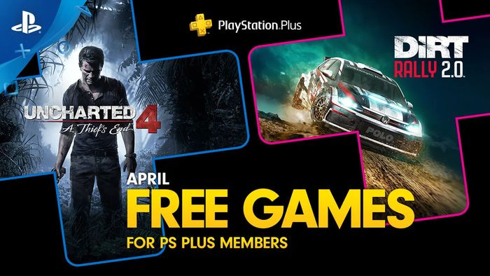 Free Ps+ Games for April