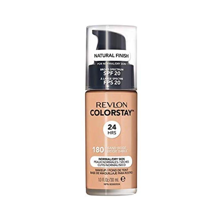 Special Offer - Revlon ColorStay Makeup Foundation F