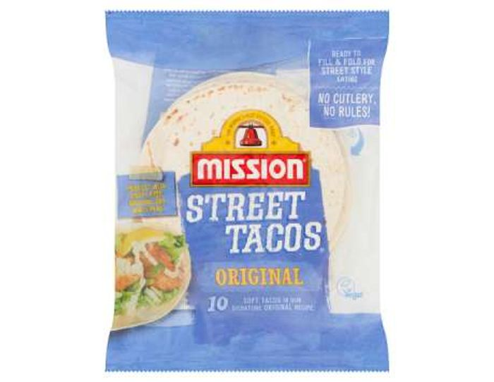 Free Pack of Mission Street Tacos