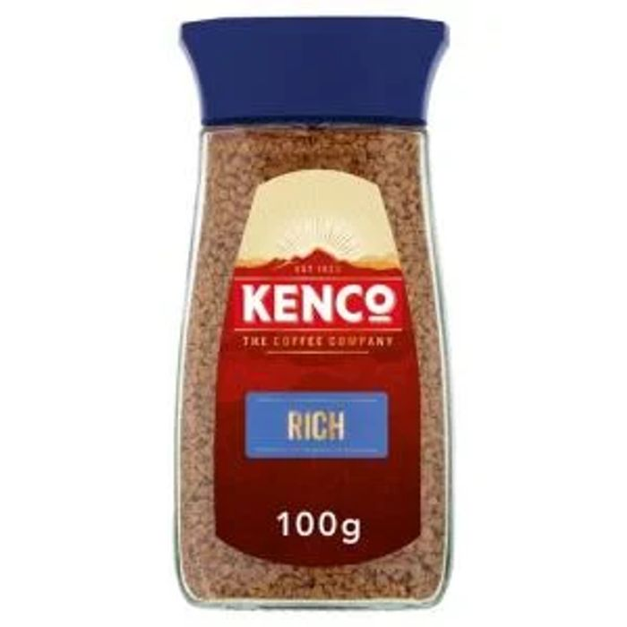 Kenco Rich is 100g RTC at Tesco (Lisburn Road)