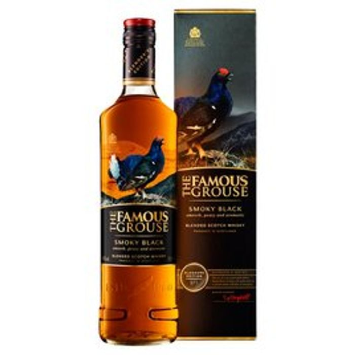 The Famous Grouse Smoky Black 70cl