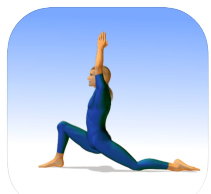 Self-Care Is About You Not Just Your Skin. 5 Minute Yoga Workouts *iPhone iPad