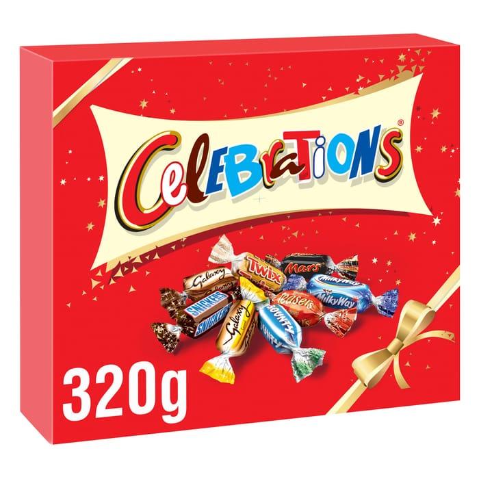 Celebrations Gift Pack 320G