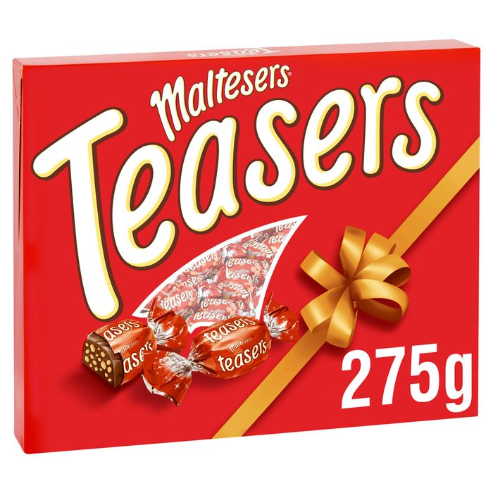 Teasers Gift Box 275G