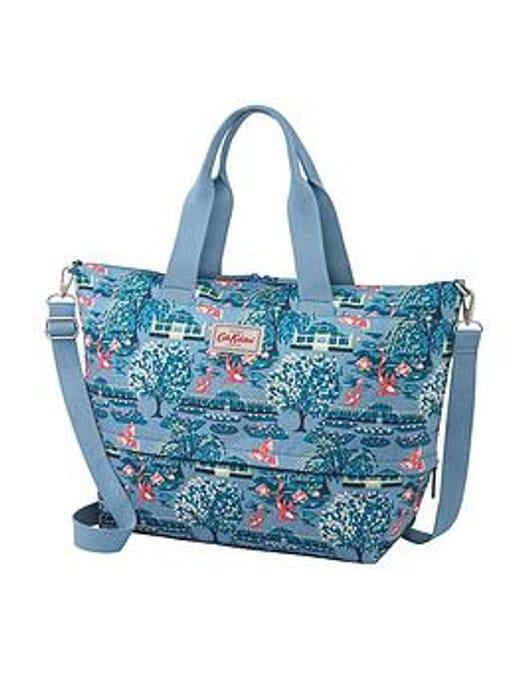 Cath Kidston Expandable Bag