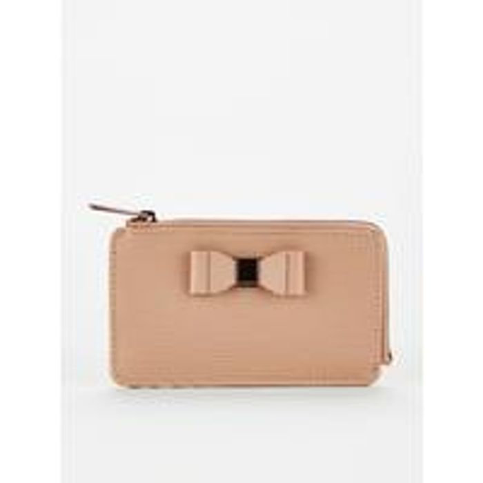 Best Price! Ted Baker Card Holder - Bow Detail