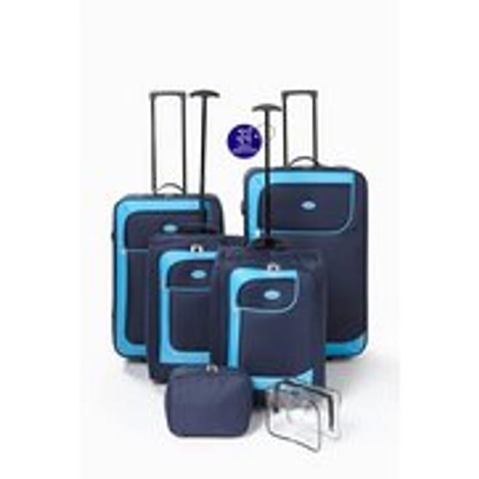 Luggage Set - 6 Pieces