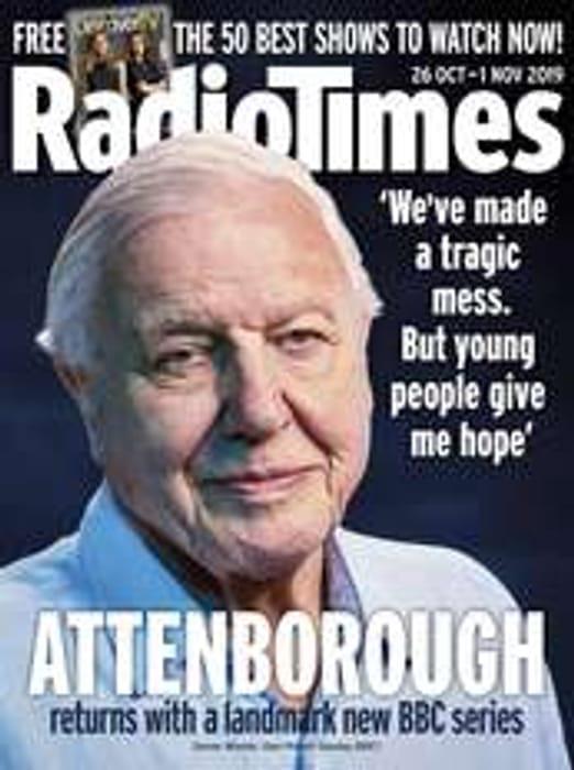Free Issue of Radio Times Magazine