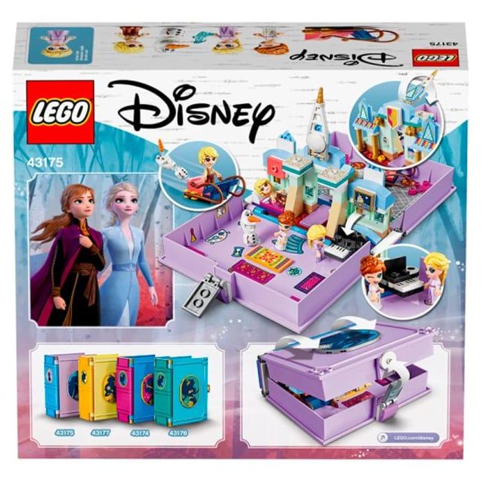 Best Price! LEGO Disney Frozen II Anna and Elsa's Storybook Set - 43175