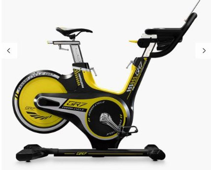 Horizon GR7 Indoor Spin Bike - Exercise Bike