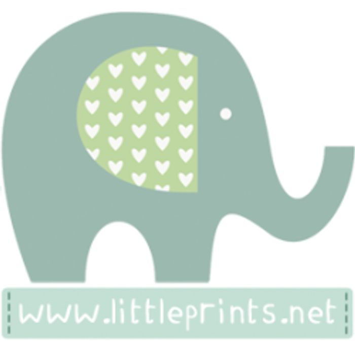 Free Fabric Elephant Wall Sticker Sample