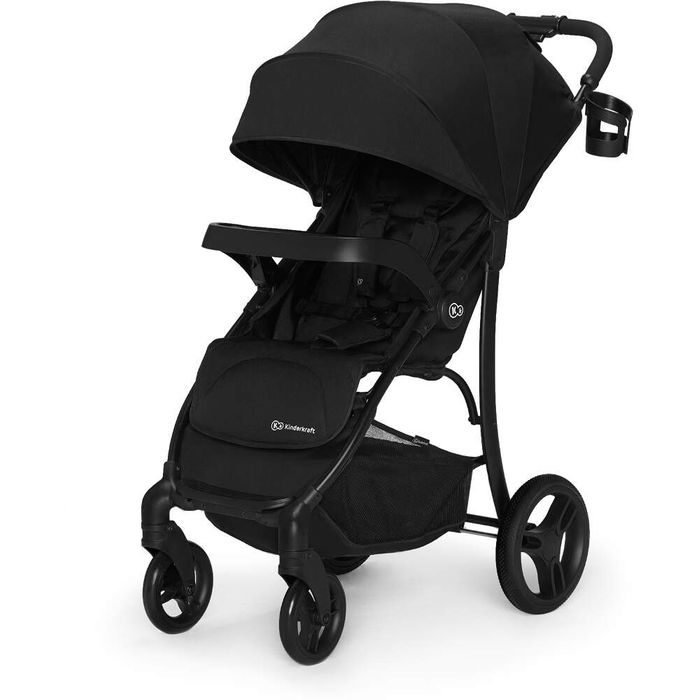 Kinderkraft Cruiser Pushchair (Black)