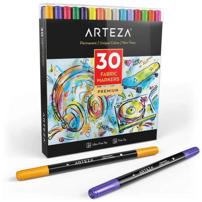 Fabric Pens by Artiza