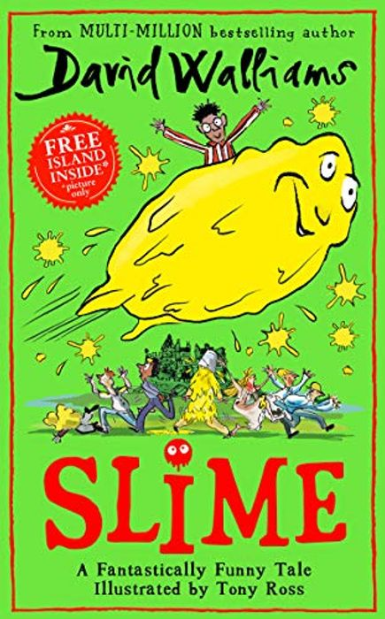 CHEAP! Slime: The New Childrens Book. Now Only £6!
