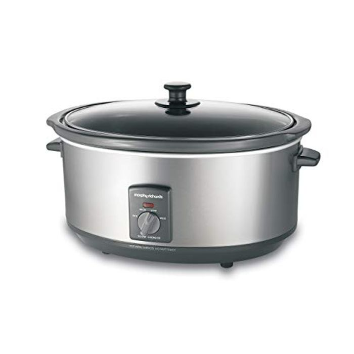 6.5l Slow Cooker by Morphy Richards