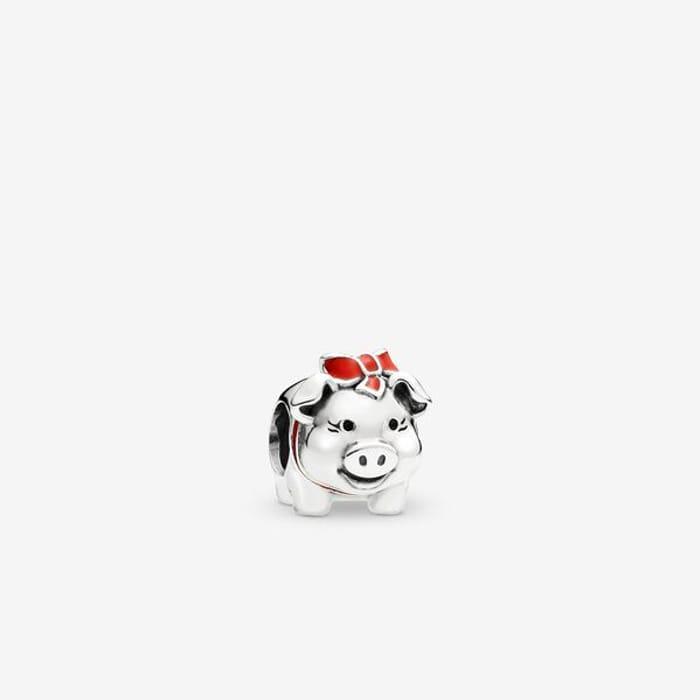 Pandora Piggy Bank Charm - Save £16.00
