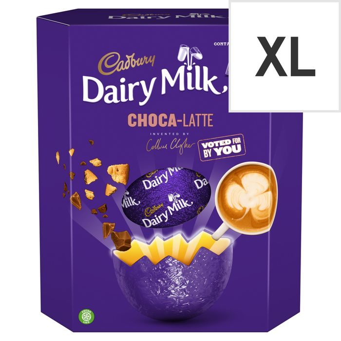 2 for £10 Tesco XL Easter Eggs 545G - Other Varieties