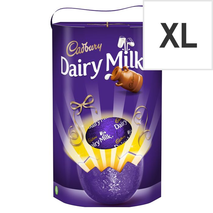 2 for £7 Tesco XL Easter Eggs 311G - Other Varieties