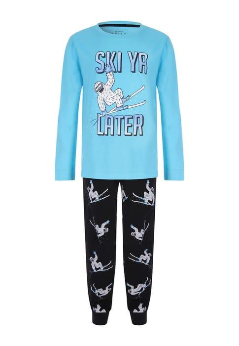 Cheap Boys Aqua Ski Pyjama Set - Only £6!