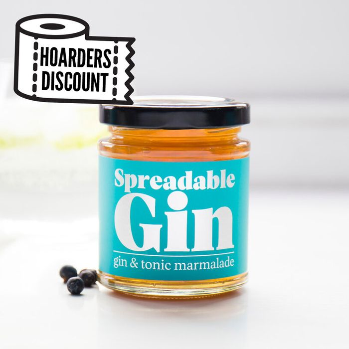 Spreadable Gin Down From £9.99 to £5.99