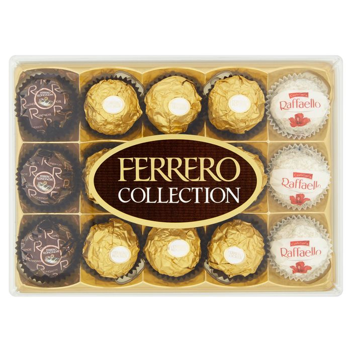 Ferrero Collection 15 Pieces Boxed Chocolates 172G