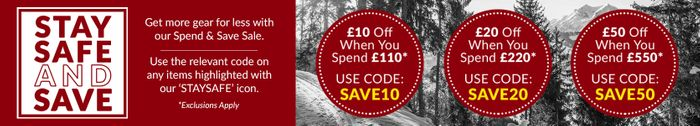 Save £20 When You Spend £220