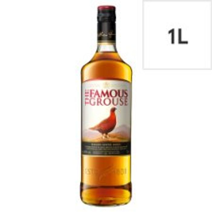 The Famous Grouse Scotch Whisky 1 Litre