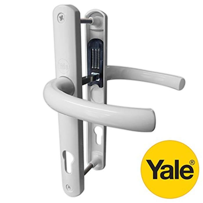 Yale P-Y2G-SSLL-WH Superior Door Handle