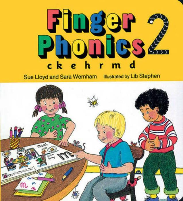 Special Offer! Finger Phonics Book 2: In Precursive Letters