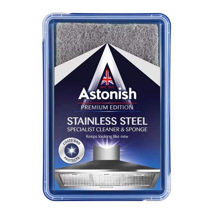 Astonish Stainless Steel Cleaner 250g