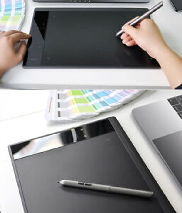 "Draw Away! 10.6"" Smart Graphics Drawing Tablet"