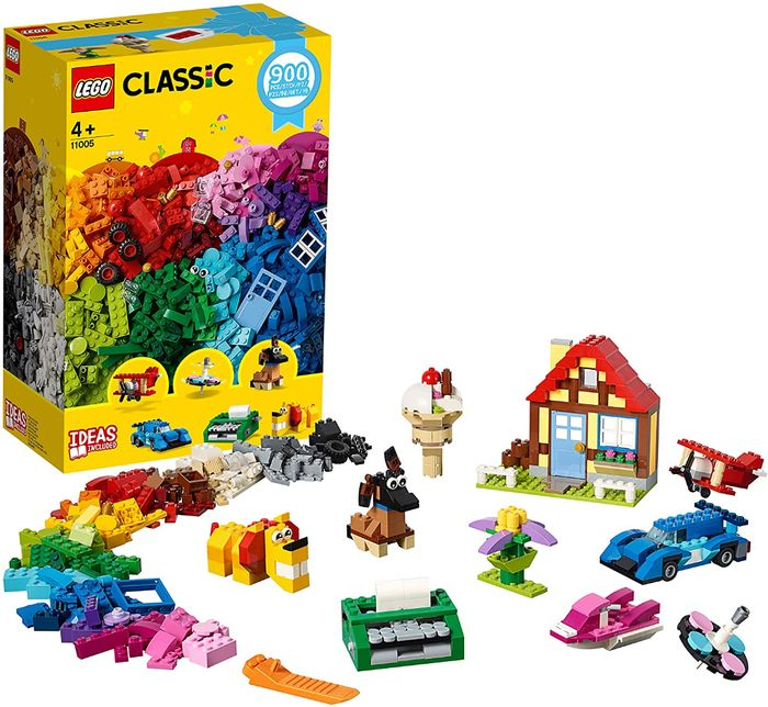 Cheap LEGO Classic Creative Fun 900pc reduced by £14.97!