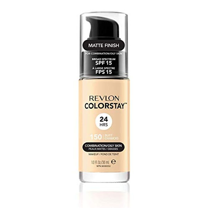 Cheap Revlon Colorstay Foundation for Combination/Oily Skin, Buff Only £5.99
