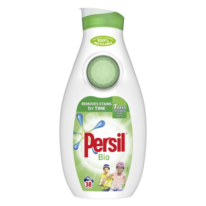 Persil Biological Washing Liquid *38 Wash 1330Ml SAVE £3.50!