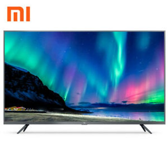Xiaomi 43 Inch Mi TV 5G WiFi BT 4.2 Android 9.0 Voice Control Smart TV 2 + 8GB