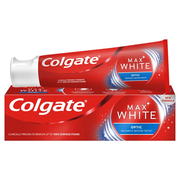 Colgate Max White Optic 75Ml