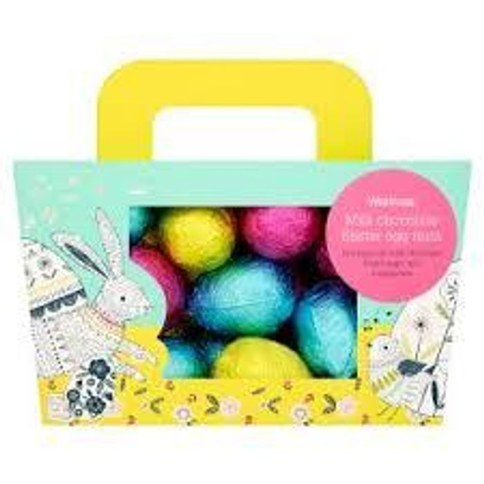 Waitrose to give NHS Staff 50k Easter Treats(delicious truffles&mini Easter eggs
