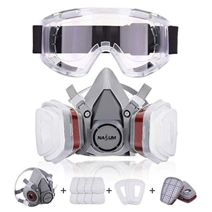 Respirator NASUM Dust Mask Paint Mask