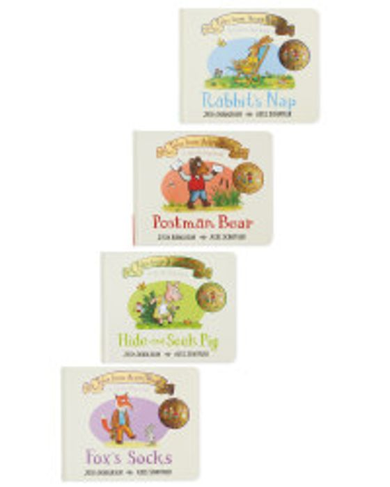 Tales from Acorn Wood Book Set