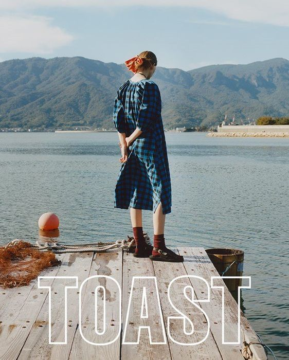 Order The TOAST Book FREE BY POST