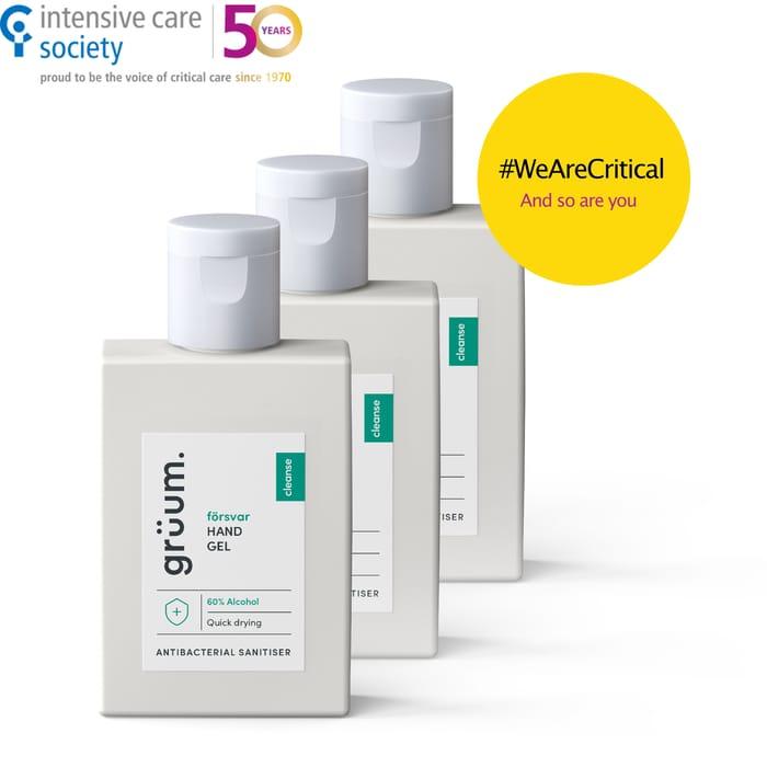 Grum Hand Sanitiser 3 Pack