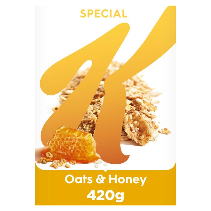 Kellogg's Special K Oats & Honey 420G