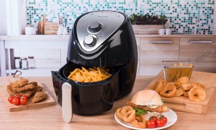 Salter EK2818 3.2-Litre Hot Air Fryer 1300W