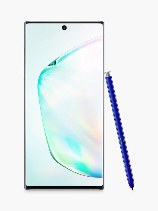 Best Price! Samsung Galaxy Note10 Smartphone with S Pen, 4G, SIM Free, 256GB